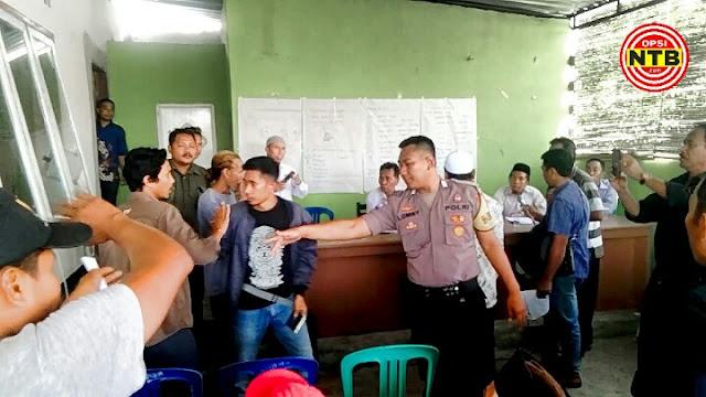 Dugaan Korupsi Kades Denggen Timur, Rapat Dengar Pendapat Ricuh