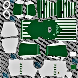 Real Betis DLS Kit 2021