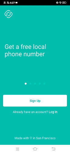 How to get a fake number from 2nd line app?