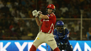 RR vs KXIP 18th Match IPL 2015 Highlights