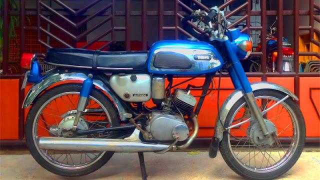 Yamaha YAS1 YASI