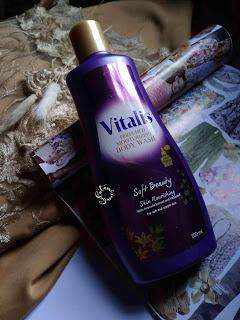 vitalis body wash ungu