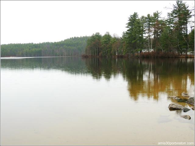 Lake Potanipo New Hampshire
