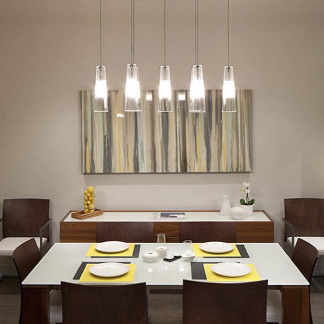 25 Model Lampu Ruang Makan Yang Unik