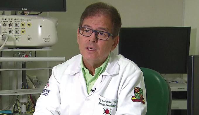 Morre o cardiologista José Breno de Sousa Filho