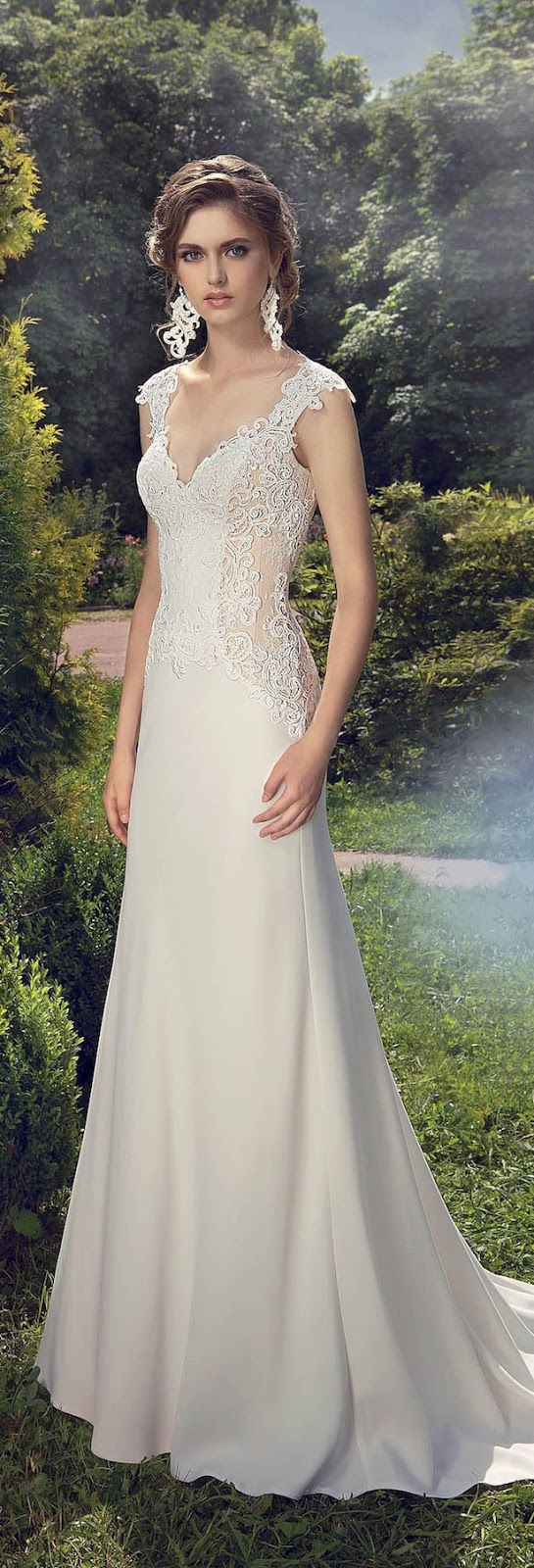 imagenes vestidos de novia sencillos