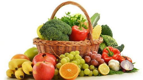 Ăn thế nào để đủ lượng rau và trái cây mỗi ngày?