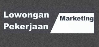 Lowongan Kerja Marketing Di Bekasi 2014