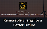 Event - New Frontiers in Renewable Energy and Resources