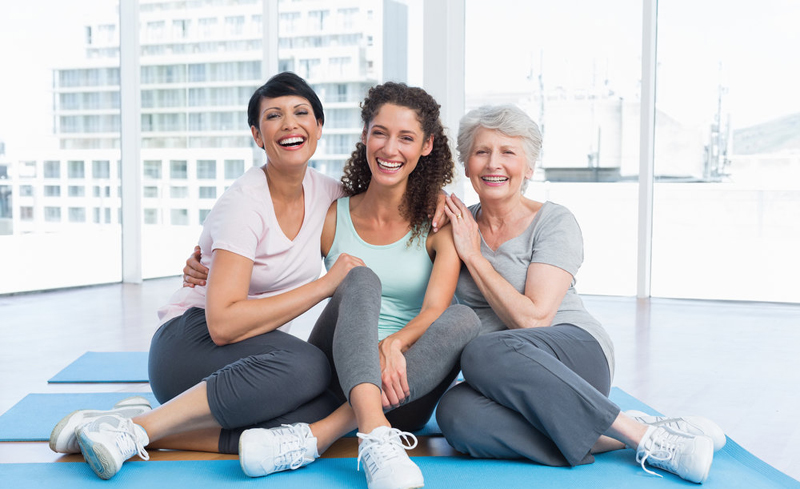 The Secret to Getting Fit at 50, 60, and Beyond
