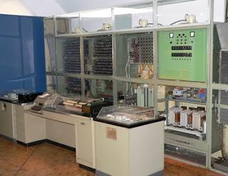 computador Z22  zuse  museu tecnologia berlim