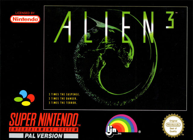 ROMs - Alien 3 (Português) - SNES Download