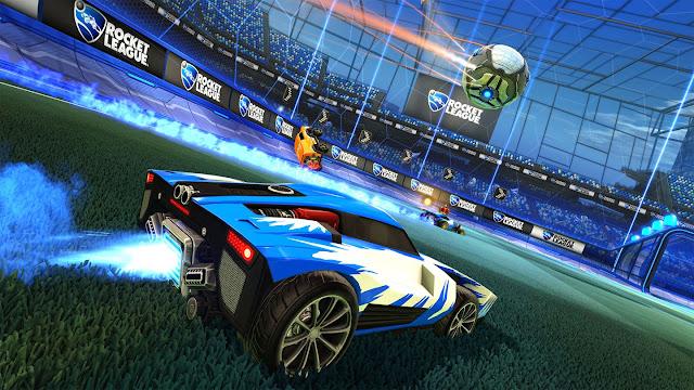Rocket League se añade al Xbox Game Pass