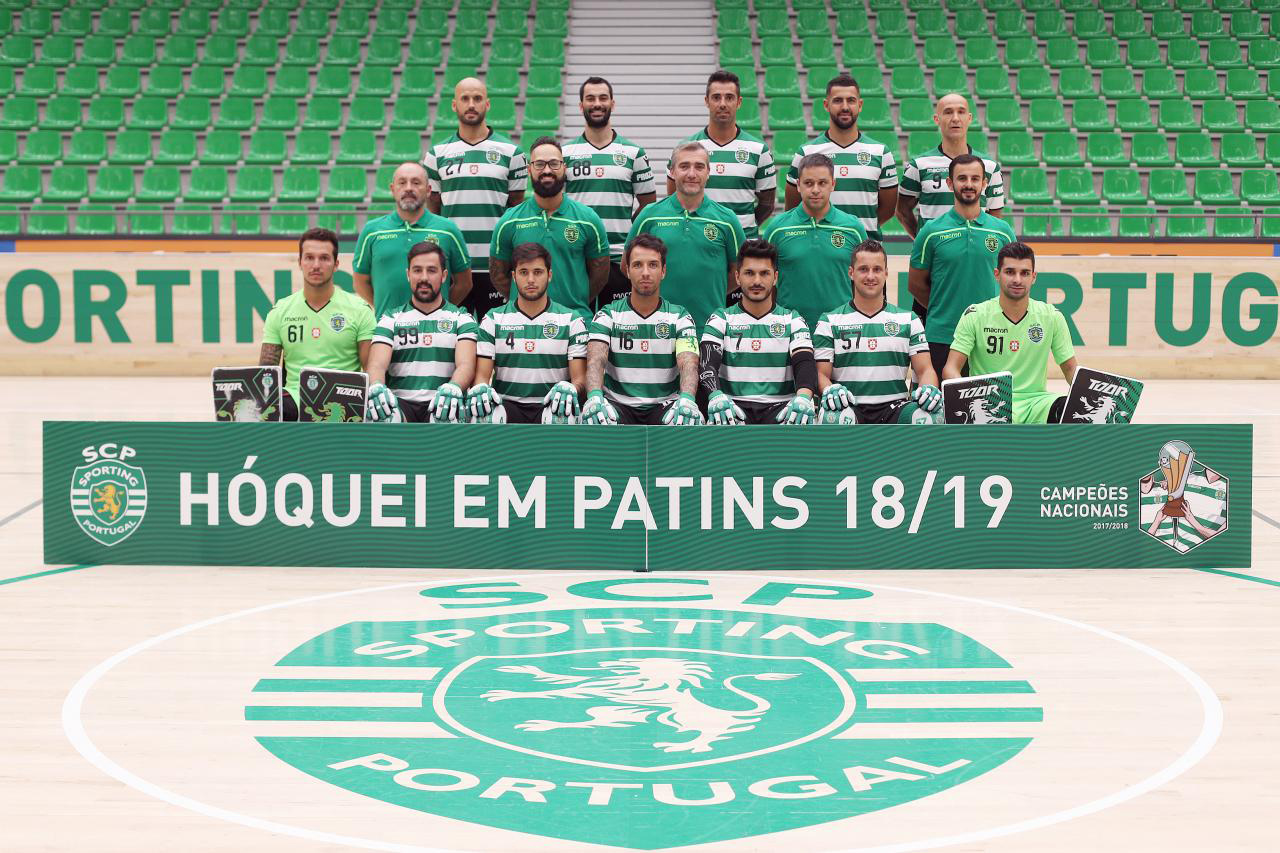 Maillot Sporting CP Entraînement