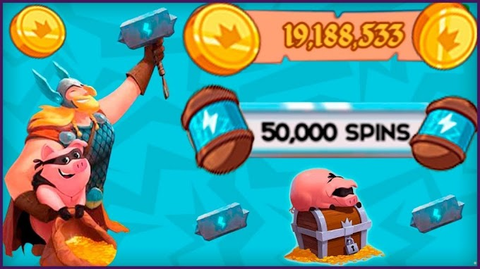 Coin Master Free Spin and Coin Link - 2020