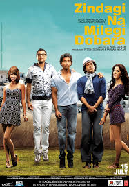 Zindagi Na Milegi Dobara movie ,bollywood movies