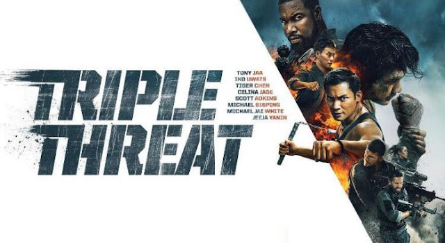 Triple Threat 2019 Bluray BRrip Full HD