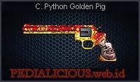 C. Python Golden Pig