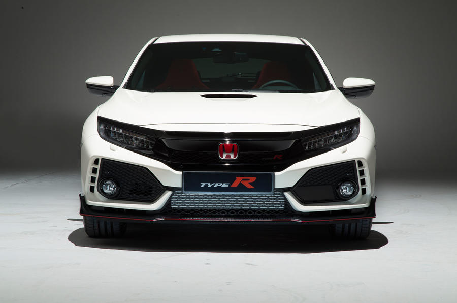 2017 honda civic type r is official with 316 hp. Black Bedroom Furniture Sets. Home Design Ideas