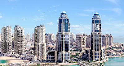 Abraj Quartier, The Pearl Qatar