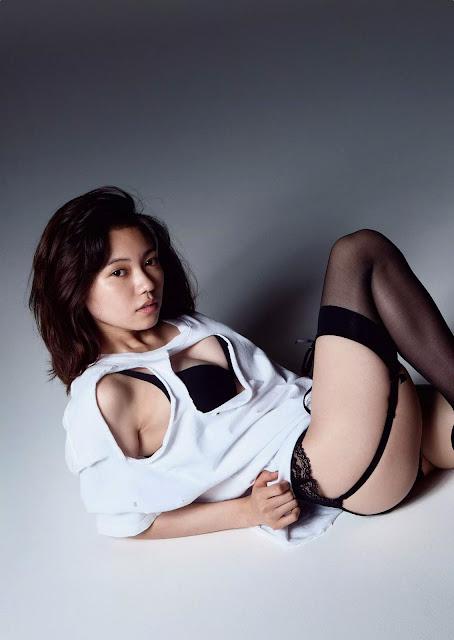 Nikaido Fumi 二階堂ふみ Weekly Playboy No 43 2016