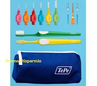 """TePe prodotti per l'Igiene Orale """"Concorso del Sorriso"""" : vinci gratis Kit per il sorriso sano"""