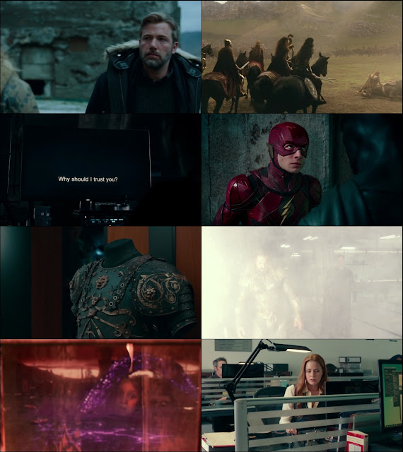Justice League 2017 Dual Audio 1080p BluRay