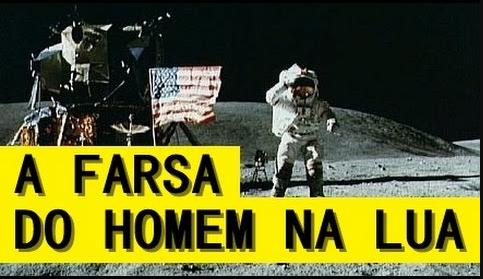 A FARSA DO HOMEM  NA LUA 1969