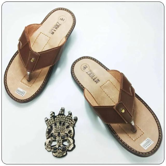 Pabrik Sandal Imitasi Kulit | Bisnis Usaha Sandal Yang Menguntungkan