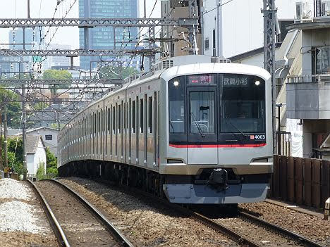 【ダイヤ改正で残存!】東急東横線 急行 武蔵小杉行き3 5050系