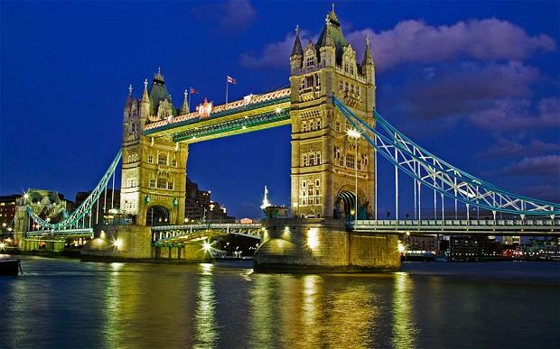 let s see the most 5 popular places of interest in united kingdom