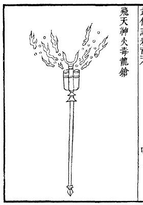 Ming Chinese Handgonne Firelance