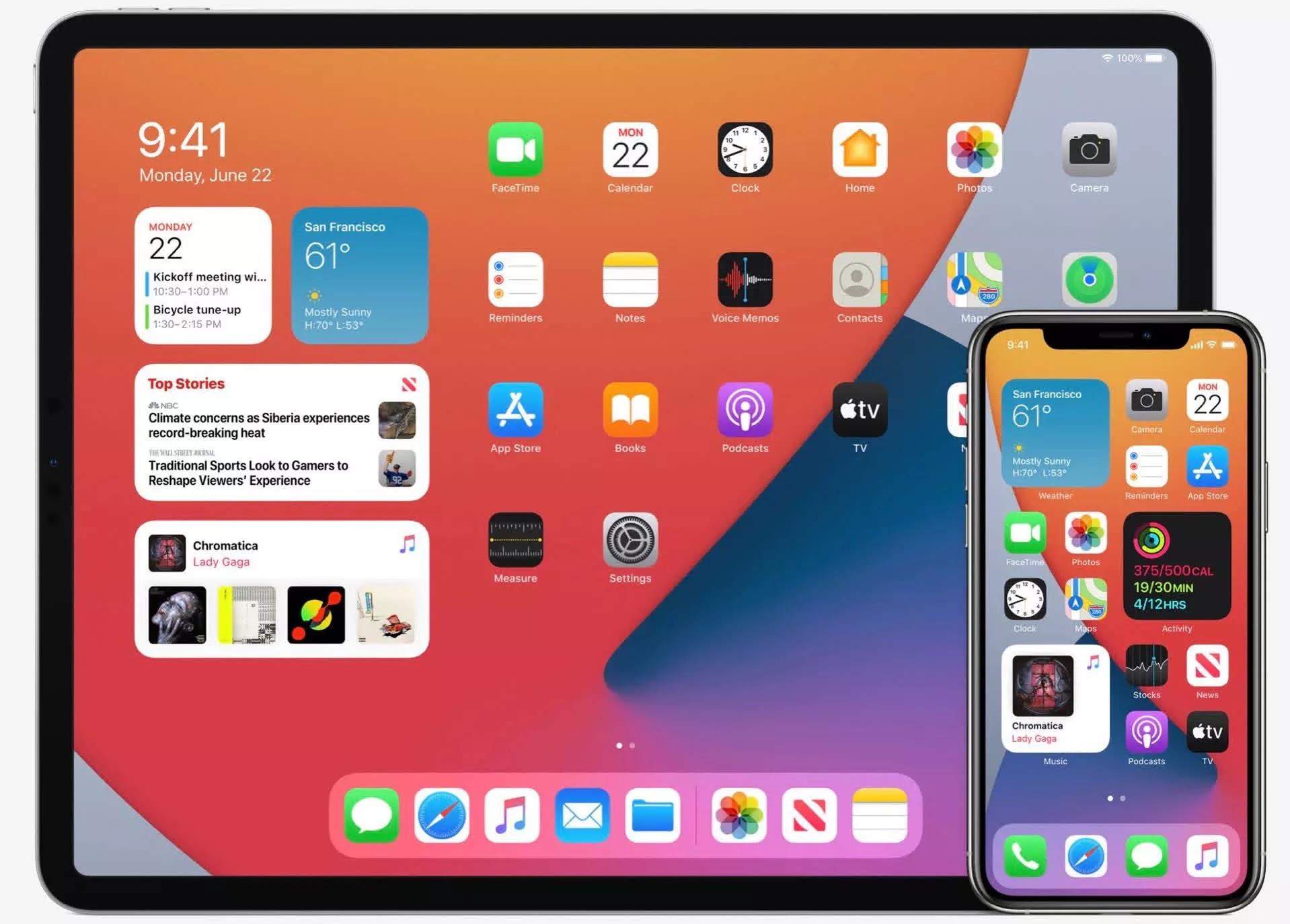 Các sản phẩm của Apple được chụp cùng thời gian trên đồng hồ là có lý do.