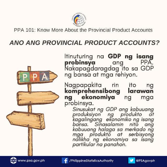 provincial product accounts