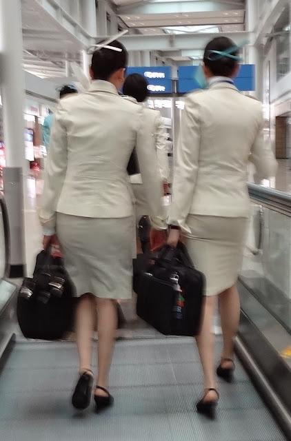Xiamen airlines cabin crew masturbation - 3 8