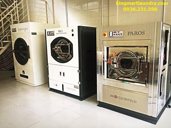 Có nhiều yếu tố đánh giá đơn vị cung cấp máy giặt công nghiệp là uy tín