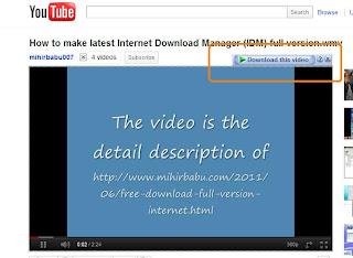 Youtube internet download manger youtube san diego omnium download idm klik disini tutorial sederhananya klik disini youtube downloader ccuart Image collections