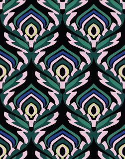 geometric textile fabric print repeat