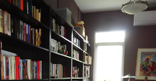 To have, or not to have, a home library?
