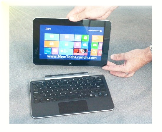 dell xps 10 tablet new