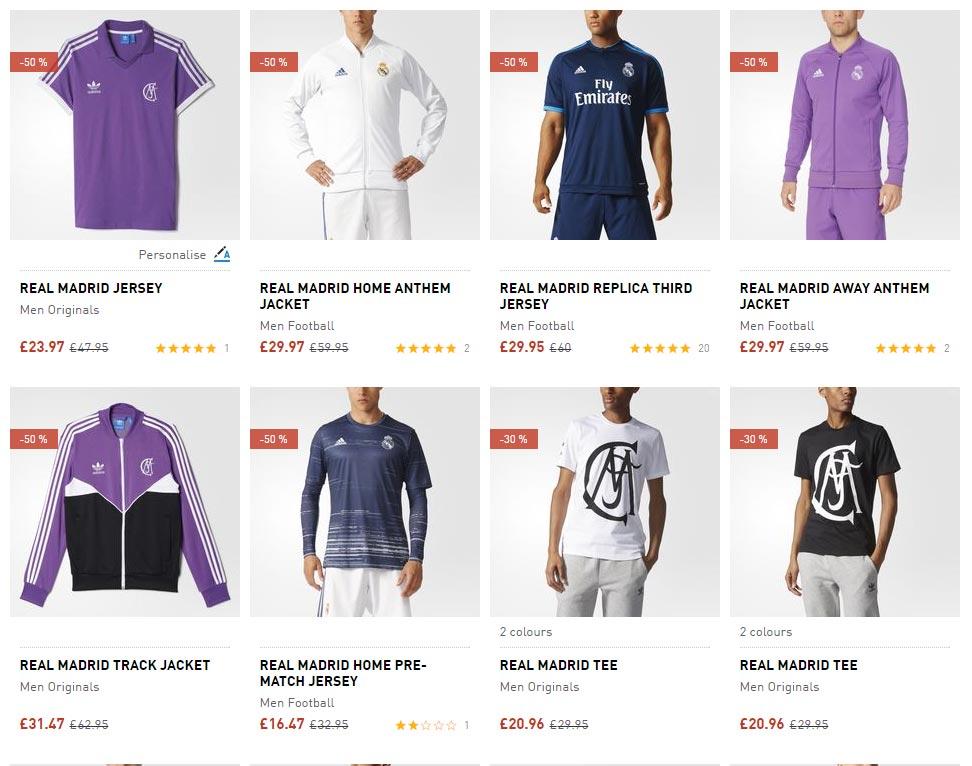Günstig bei £ 60 Adidas startet Massive Football Sale