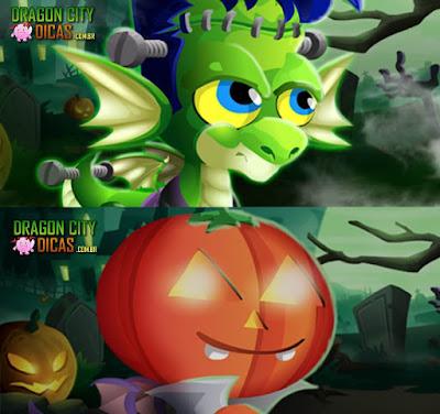 Eventos de Halloween em breve!