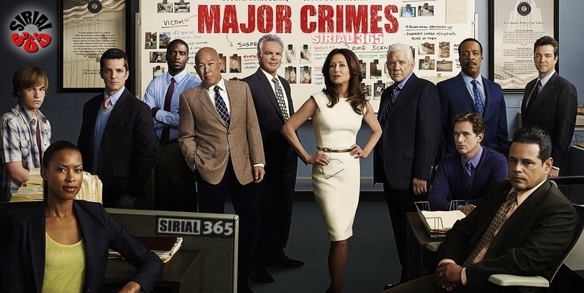 MAJOR CRIMES episodia