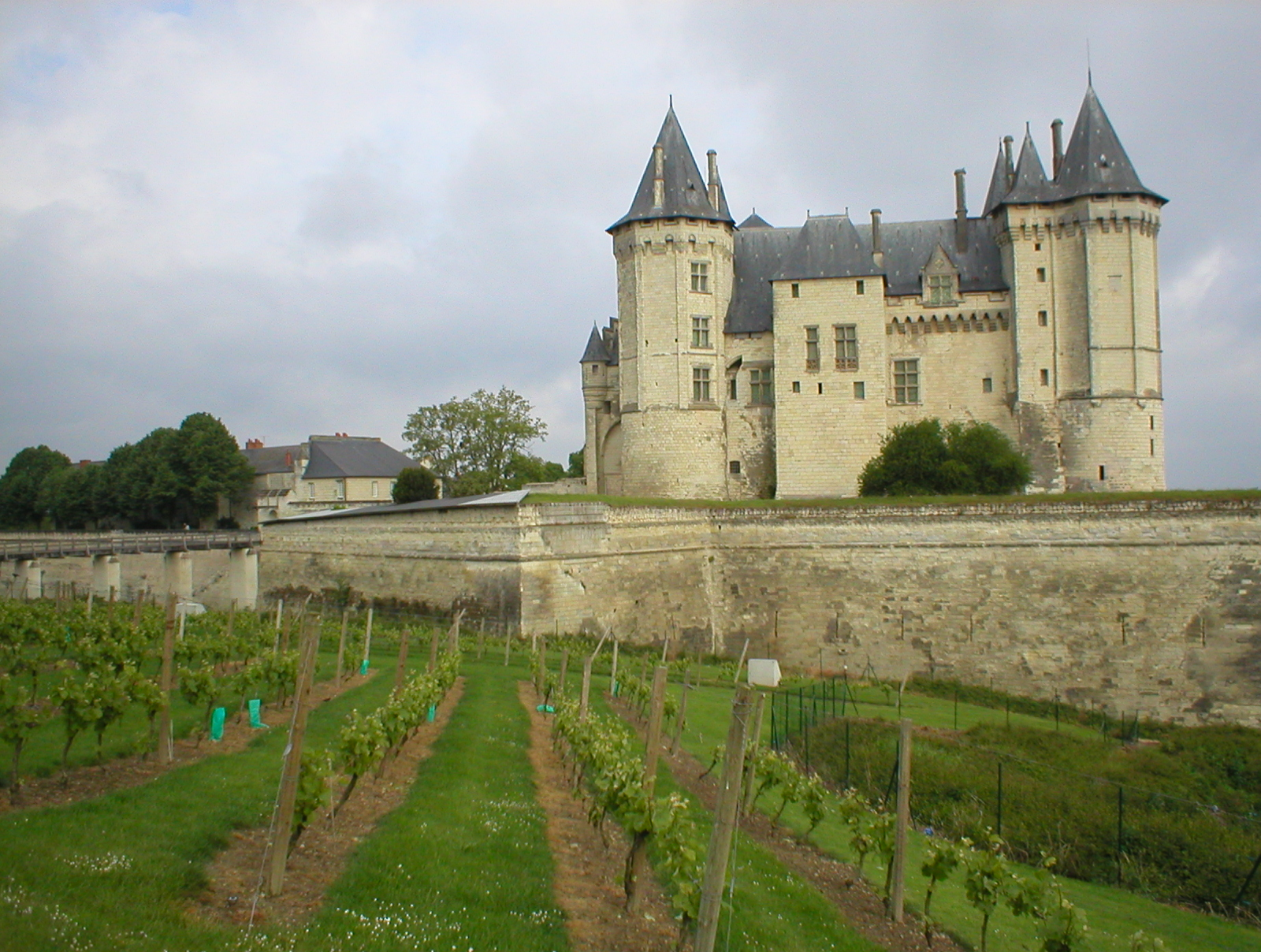 Inwinetruth Loire Valley Four 4 Gardens Of Wine
