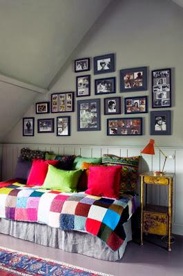 Noir blanc un style for Decoration maison western