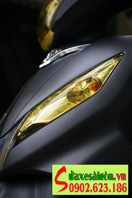 Sơn xe Shark màu xám nhám Lamborghini cực đẹp