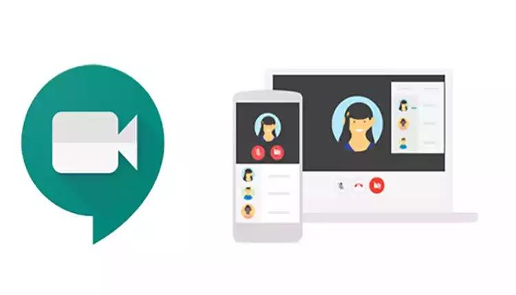 جوجل ميت (Google Meet) تدعم تخصيص الخلفيات في مكالمات الفيديو