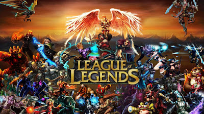 Increíbles competiciones con League of Legends