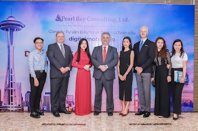 David Enterline Speaks at EB-5 Seminar in Bien Hoa