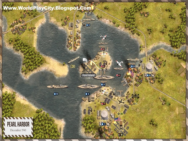 Highly Compressed Order of Battle Panzerkrieg Full Version Game
